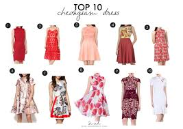 what to buy for new year top 10 new year cheongsam dress small n hot malaysia