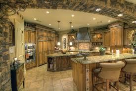 stone kitchen ideas inventive kitchens with stone walls kitchen natural ideas