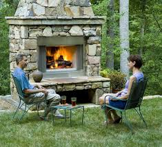 freestanding outdoor fireplace 20 cozy outdoor fireplaces hgtv