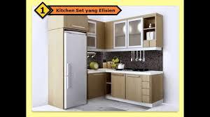 Kitchen Set Minimalis Untuk Dapur Kecil 2016 4 Tips Menata Ruang Dapur Di Rumah Sederhana Youtube