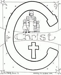 alphabet coloring pages preschool alphabet coloring pages christian gallery images for christian
