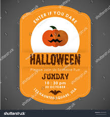halloween background with border halloween party poster template zombie with headphones halloween