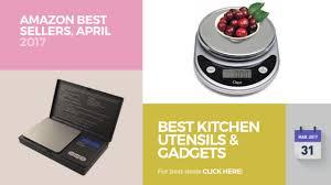 amazon kitchen best sellers best kitchen utensils gadgets amazon best sellers april 2017
