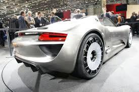 porsche 918 spyder engine porsche u0027s 918 spyder u2014 the new super sports hybrid
