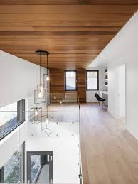kl house cedar inside out in quebec home canada homesthetics