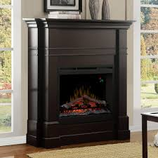 electric fireplace mantel binhminh decoration