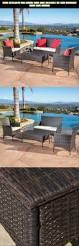 Weatherproof Patio Furniture Sets by Weatherproof Since 1948 Indoor Outdoor Garden Patio 4 Piece