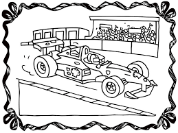 race car track coloring pages realistic coloring pages