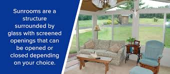 Outdoor Glass Patio Rooms - should you add a sunroom to your house pros cons u0026 other things