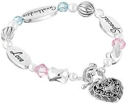 granddaughter jewelry expressively yours bracelet granddaughter charm