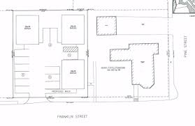Floor Plans For Duplexes Three Duplexes Proposed For Site Of Former Funeral Home The