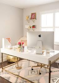feminine home decor 13 feminine home office ideas for women rebekah hutchins