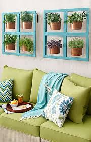 hanging bucket herb planter