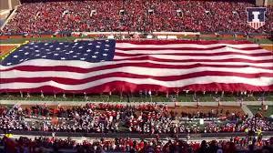 Ohios State Flag Illinifootball Vs Ohio State Super American Flag Youtube