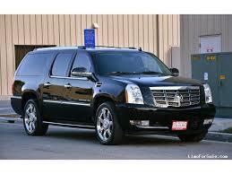 Cadillac Escalade 2014 Interior Used 2014 Cadillac Escalade Esv Suv Limo Fontana California
