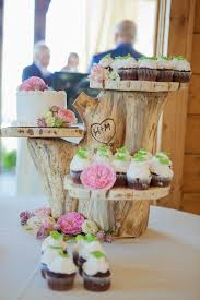 best 25 rustic cupcake stands ideas on pinterest rustic wedding