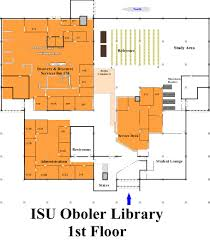 floor plans idaho state university library