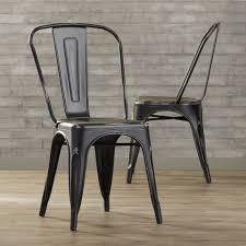 Dining Chair Construction Dining Room Handsome Aqua Metal Dining Chair Great And Fun