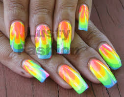 top ten water marble nail art designs