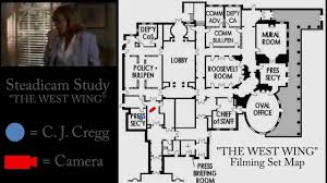 steadicam study the west wing youtube