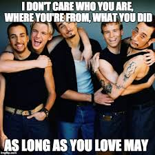 Nsync Meme - backstreet boys imgflip