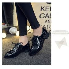 s boots with laces s oxfords patent leather black lace up heels vintage shoes