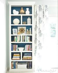 Ikea Billy Bookcase Diy Easy Modified Ikea Billy Bookcases To Give High End Custom