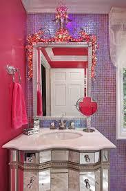 glam bathroom ideas remodeling a bathroom with 20 pink bathroom decorating ideas