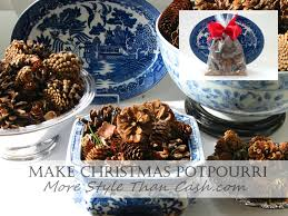 potpourri make christmas potpourri