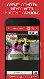 Doge Meme Create - meme generator 4 044 patched apk for android