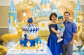 birthday themes for boys kara s party ideas prince royal 1st birthday party kara s party