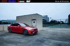 M5 2015 Stunning Sakhir Orange Bmw M5 Poses Underground Autoevolution