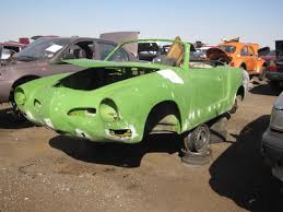 1971 karmann ghia junkyard find 1972 volkswagen karmann ghia the truth about cars
