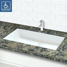 Small Undermount Bathroom Sink by Bathroom Sink Undermount Bathroom Sink Solid Surface Rectangular
