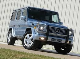 mercedes dealerships in houston 2007 mercedes g class g500 awd 4matic 1 owner just serviced