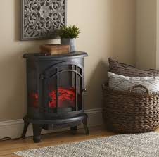 fingerhut alcove auburn infrared electric heater stove