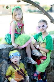 Ninja Turtle Halloween Costumes Cute Teenage Mutant Ninja Turtle Halloween Costumes Nessa