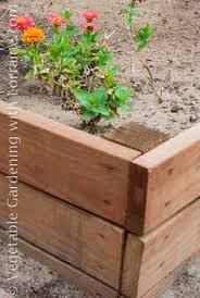 4x4 raised bed vegetable garden fasten each tier on to the one