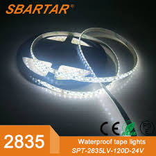 self adhesive strip lights spt 2835lv 120 china waterproof christmas led strip light with self