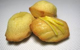 cuisiner sans gluten recette madeleines au citron sans gluten 750g