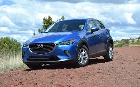 mazda 4 by 4 2016 mazda cx 3 rising star review the car guide motoring tv