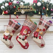 Christmas Decorations Wholesale Europe by Christmas Stocking Christmas Stocking Suppliers And Manufacturers