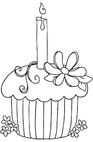 cute cupcake coloring pages cupcake coloring page 22288 bestofcoloring com