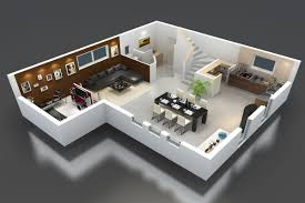 plan salon cuisine sejour salle manger modele de cuisine ouverte sur salon cuisine moderne design simple