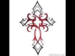 11004 cross tattoo 3 flux tattoos designs sketches tattoo design