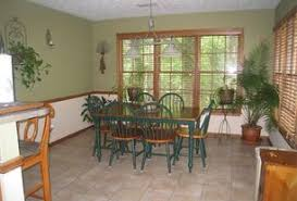 Chair Rails In Dining Room by Sherwin Williams Sheraton Sage Dining Room Chair Rail Zillow