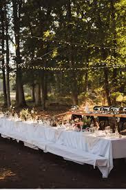 intimate outdoor wedding in the poconos sarahkim jason