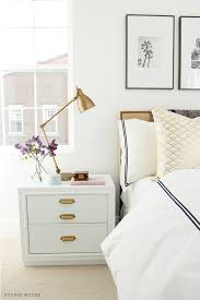 daily find cb2 carpenter brass table lamp copycatchic