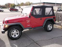 red jeeps larry allen motor car company inc