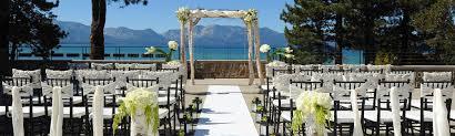 south lake tahoe wedding venues lake tahoe wedding venues the landing resort and spa south